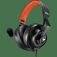 COUGAR PHONTUM S Gaming Headset Schwarz/Orange