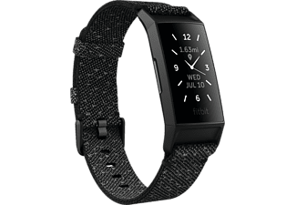 FITBIT Charge 4 Special Edition Granite Reflective Woven/Black
