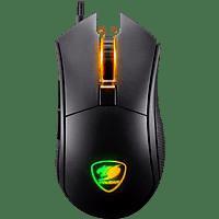 COUGAR REVENGER S Gaming Maus, Schwarz