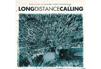 Long Distance Calling - Satellite Bay (Re-issue+Bonus)  - (Vinyl)