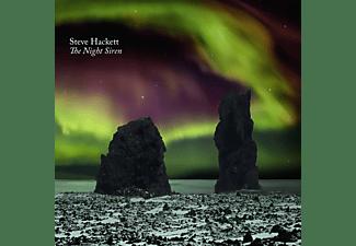 Steve Hackett - The Night Siren  - (LP + Bonus-CD)