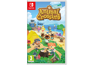 NINTENDO ANIMAL CROSSING : NEW HORIZONS SWITCH Oyun