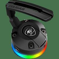 COUGAR BUNKER RGB Gaming Maus-Kabelhalter, Schwarz