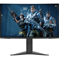 LENOVO G27c-10 27 Zoll Full-HD Gaming Monitor (1 ms Reaktionszeit, 165 Hz)