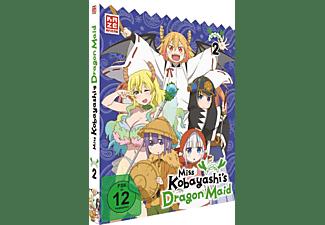 Miss Kobayashi's Dragon Maid DVD