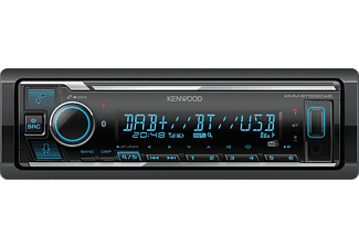 KENWOOD Autoradio DAB+ Bluetooth (KMM-BT506DAB)
