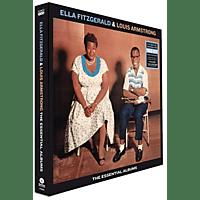 Ella Fitzgerald & Louis Armstrong - ESSENTIAL ALBUMS - [Vinyl]