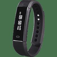 HAMA Fit Track 1900, Fitness-Tracker, Schwarz