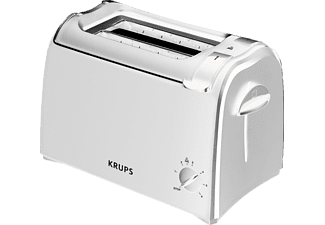 KRUPS KH 1518  ProAroma Toaster Schwarz (700 Watt, Schlitze: 2)