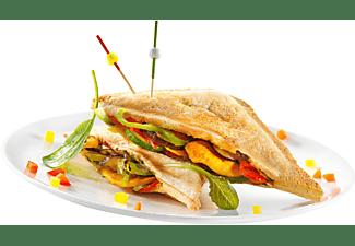 TEFAL SM 1552 Ultracompact Sandwichmaker Edelstahl