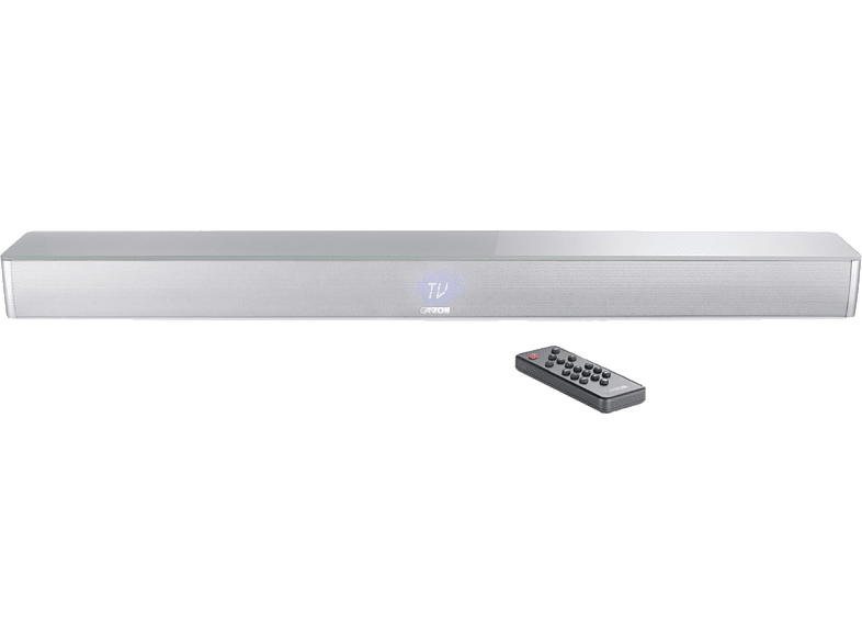 CANTON Soundbar 2.1 Smart Soundbar 9 Zilver (SMARTSOUNDBAR9S)