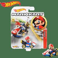 HOT WHEELS Mario Kart Replica 1:6 Sortiment Figur, Farbauswahl nicht möglich