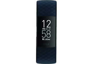 FITBIT Fitnesstracker Charge 4, blau