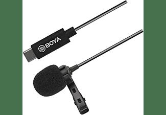 BOYA Lavalier Mikrofon M2, kompatibel mit Android
