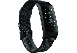 FITBIT Charge 4 Special Edition - Fitness tracker GPS (Granito/Nero)