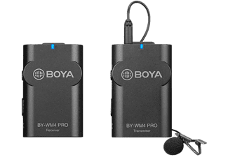 BOYA Draadloze omnidirectionele lavalier-microfoon Pro-K1