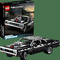 LEGO 42111 Dom's Dodge Charger Bausatz, Mehrfarbig