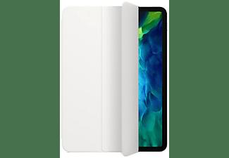 "Funda tablet - Apple funda Smart Folio MXT32ZM/A para iPad Pro de 11"" (2ª gen), poliuretano, Blanco"