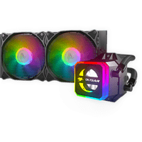 COUGAR HELOR240 CPU Wasserkühlung