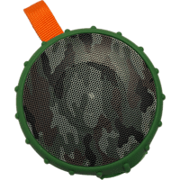 BE COOL Bluetooth Lautsprecher Sound-Dot, camouflage