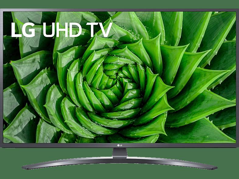 Abbildung LG 55UN74007LB LCD TV (Flat, 55 Zoll / 139 cm, UHD 4K, SMART TV, webOS 5.0 (AI ThinQ))
