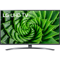 LG 43UN74007LB LCD TV (Flat, 43 Zoll / 108 cm, UHD 4K, SMART TV, webOS 5.0 (AI ThinQ))