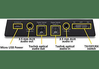 MARMITEK BoomBoom 100 Audio Empfänger und Übertragung Schwarz