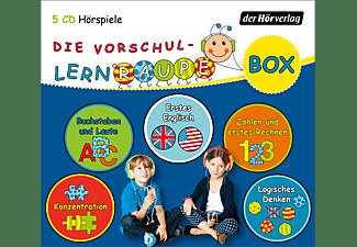 - Die Vorschul-Lernraupen-Box  - (CD)
