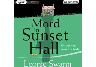 - Mord in Sunset Hall  - (MP3-CD)