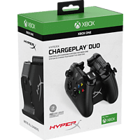 HYPERX ChargePlay Duo Ladestation, Schwarz