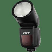 GODOX V1O  inkl. Akku Systemblitzgerät für Olympus /Panasonic ( MFT TTL)