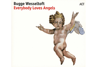 Bugge Wesseltoft - Everybody Loves Angels (CD)
