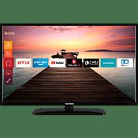TELEFUNKEN D32F551R1CW LED TV (Flat, 32 Zoll, 80 cm, Full-HD, SMART TV)