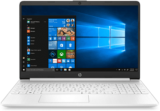 "Portátil - HP 15s-fq1008ns, 15.6"" HD, Intel® Core™ i5-1035G1, 8 GB RAM, 512 GB SSD, W10, Blanco"