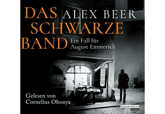 Alex Beer, Cornelius Obonya - Das Schwarze Band  - (CD)