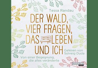 Tessa Randau - Der Wald,vier Fragen,das Leben und ich  - (CD)