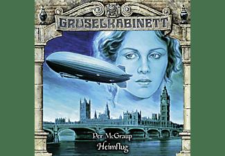 Gruselkabinett - Gruselkabinett (161): Heimflug  - (CD)
