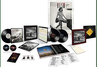 Rush - PERMANENT WAVES (40TH ANNIVERSARY LTD.BOX SET)  - (Vinyl)