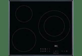 Encimera - AEG IKB63302FB, Eléctrica, Inducción, 3 zonas, 28 cm