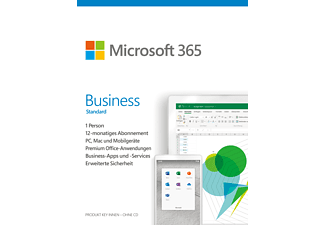 PC/Mac - Microsoft 365 Business Standard /D