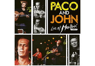 McLaughlin, John / De Lucia, Paco - PACO AND JOHN LIVE AT MONTREUX 1987  - (Vinyl)