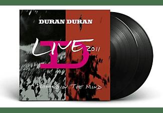 Duran Duran - A DIAMOND IN THE MIND-LIVE 2011  - (Vinyl)
