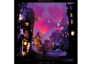Shakey Graves - Can't Wake Up  - (CD)
