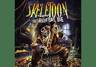 Skeletoon - They Never Say Die  - (CD)