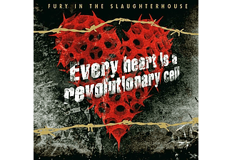 Fury In The Slaughterhouse - Every Heart Is A Revolutionary  - (CD)