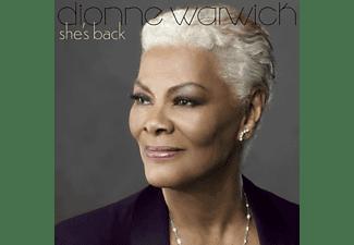 Dionne Warwick - She's Back  - (CD)