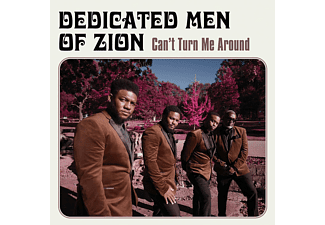 Dedicated Men Of Zion - CAN T TURN ME AROUND  - (Vinyl)