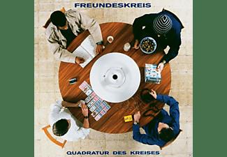 Freundeskreis - QUADRATUR DES KREISES  - (CD)