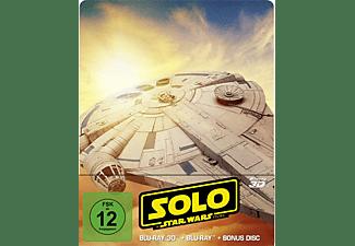 Solo: A Star Wars Story Steelbook - 3D + 2D 3D Blu-ray (+2D)