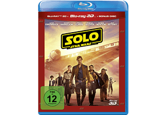 Solo - A Star Wars Story 3D Blu-ray (+2D)